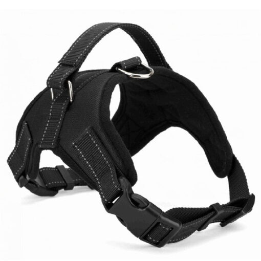 2017 Nylon Heavy Duty Dog Pet Harness Collar K9 Padded Extra Big Large Medium Small Dog 14.jpg 640x640 14
