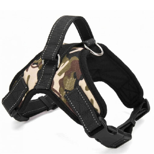 2017 Nylon Heavy Duty Dog Pet Harness Collar K9 Padded Extra Big Large Medium Small Dog 8.jpg 640x640 8