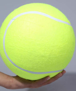 9 5 Inches Dog Tennis Ball Giant Pet Toy Tennis Ball Dog Chew Toy Signature Mega 2