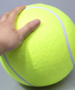 9 5 Inches Dog Tennis Ball Giant Pet Toy Tennis Ball Dog Chew Toy Signature Mega 3