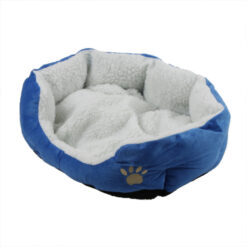Cute Soft Dog Cat Pet Bed Mini House for Candy Colored Dogs Beds Soft Warm Pet 5.jpg 640x640 5