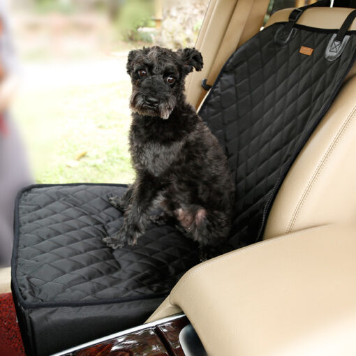 Doglemi 900D Nylon Waterproof Dog Bag Pet Car carrier Dog Car Booster Seat Cover Carrying Bags 3