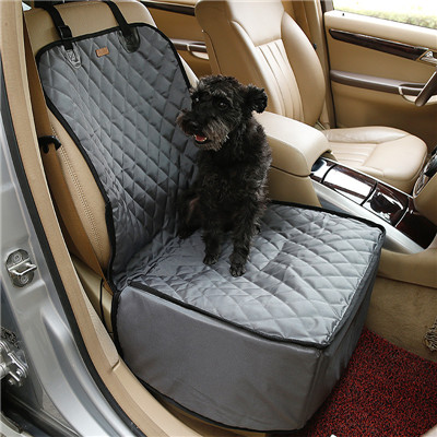 Doglemi 900D Nylon Waterproof Dog Bag Pet Car carrier Dog Car Booster Seat Cover Carrying Bags 4.jpg 640x640 4