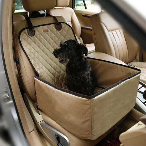 Doglemi 900D Nylon Waterproof Dog Bag Pet Car carrier Dog Car Booster Seat Cover Carrying Bags