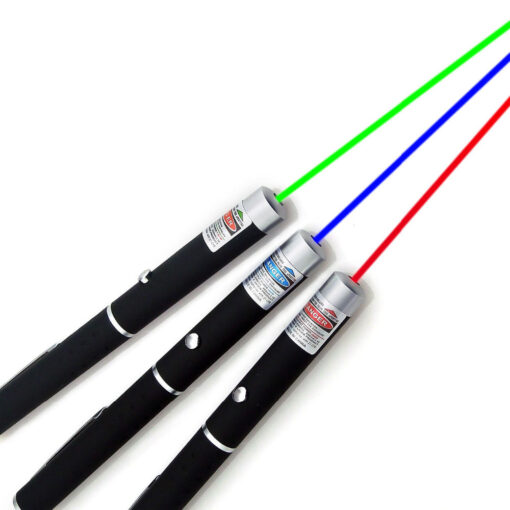 High Quality Red Green Laser Pointer 5mW Powerful 500M Laser Pen Professional Lazer pointer For Teaching 6