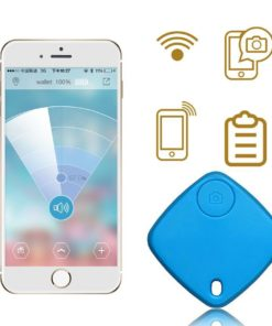 New Smart Tag Wireless Bluetooth Tracker Child Bag Wallet pet Key Finder GPS Locator 2 Color
