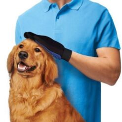 Silicone pet brush Glove Deshedding Gentle Efficient Pet Grooming Dogs Bath Pet cleaning Supplies Pet Dog 1