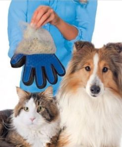Silicone pet brush Glove Deshedding Gentle Efficient Pet Grooming Dogs Bath Pet cleaning Supplies Pet Dog 2